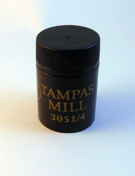 Tampa plástica com rosca
