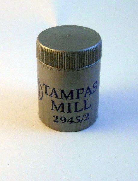 Tampa plástica com rosca comprar